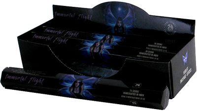 Encens Immortal Flight - Violette, coffret de 6 étuis