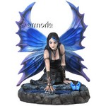Figurine Fée Gothique Immortal Flight