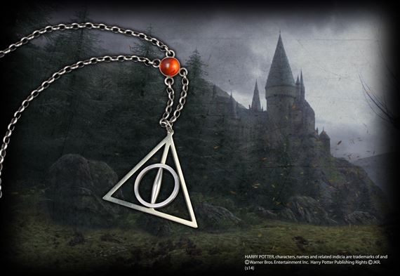 Collier de Xenophilius Lovegood - Harry Potter