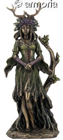 Figurine Lady Of The Forest