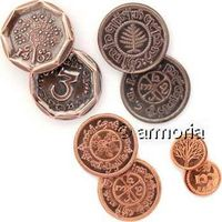 4 pièces de collection Shire Copper set#1 - Le Hobbit