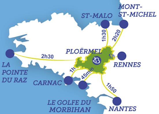 Carte Bretagne Broceliande.Notre Magasin En Bretagne Armoria
