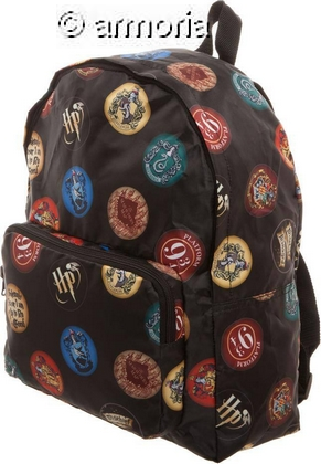 Sac à dos Harry Potter Logos