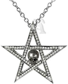 Pendentif Crystalwitch