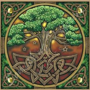 Carte postale Tree of Life