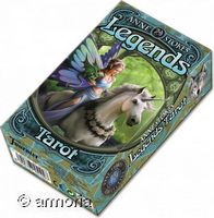 Tarot Legends de Anne Stokes