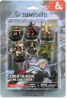 D&D Icons of the Realms pack 7 miniatures Epic Level Starter
