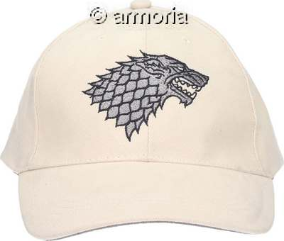 Casquette baseball Stark - Game of Thrones
