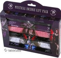 Coffret d'encens Mystical Incense de Anne Stokes