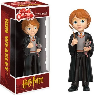 Figurine Ron Weasley, Rock Candy Vinyl