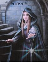 Reproduction sur toile Light in the Darkness de Anne Stokes