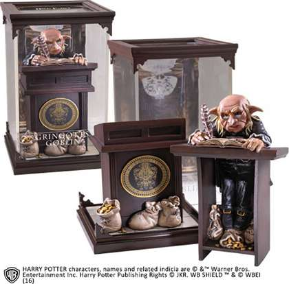 Figurine Gobelin de Gringotts - Harry Potter