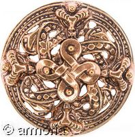 Broche Viking 4 éléments en bronze