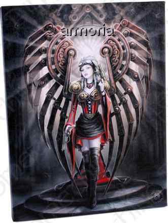 Reproduction sur toile The Avenger de Anne Stokes