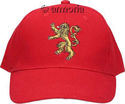 Casquette baseball Lannister - Game of Thrones